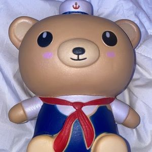 AppleBlossom sailor bear squishy